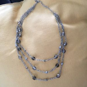 Jewelry - Triple Tiered Layered Necklace